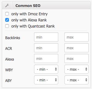 検索条件 その2
